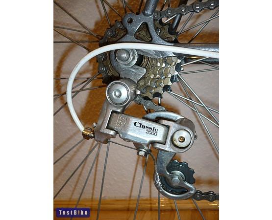 Bicikli váltó kattog
